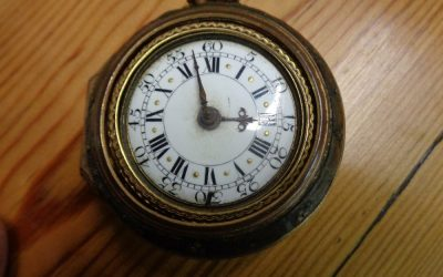 A Closer Look At Antique Pocket Watches
